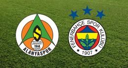 beinSPORTS Canlı şifresiz izle Alanyaspor Fenerbahçe maçı canlı izle