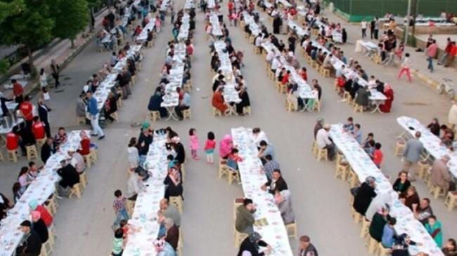 Son Dakika: Ramazan ayında toplu iftar ve sahurlar pandemi kapsamında yasaklandı