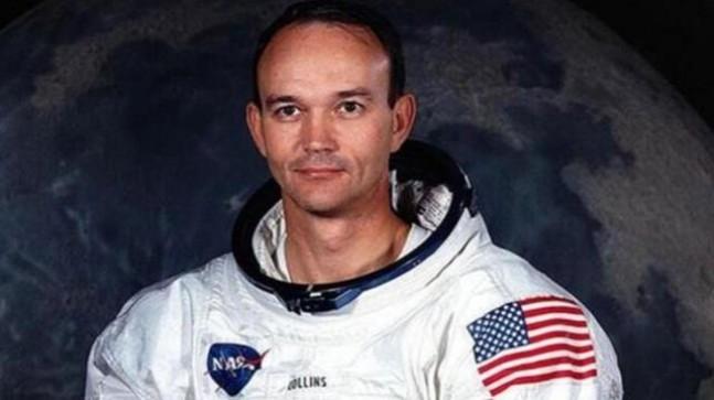 Ay'a ilk ayak basan Apollo 11 ekibinin pilotu Michael Collins vefat etti
