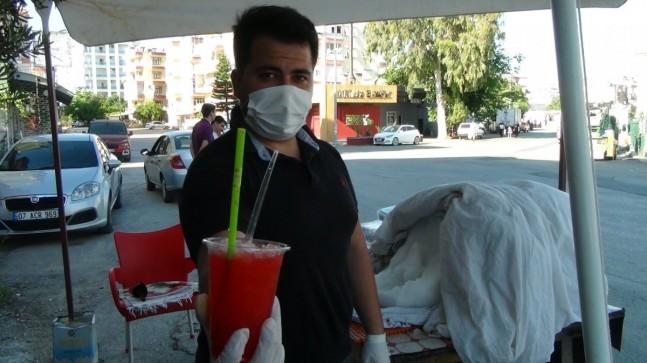 Antalya'da karlama lezzetinin sezonu açıldı