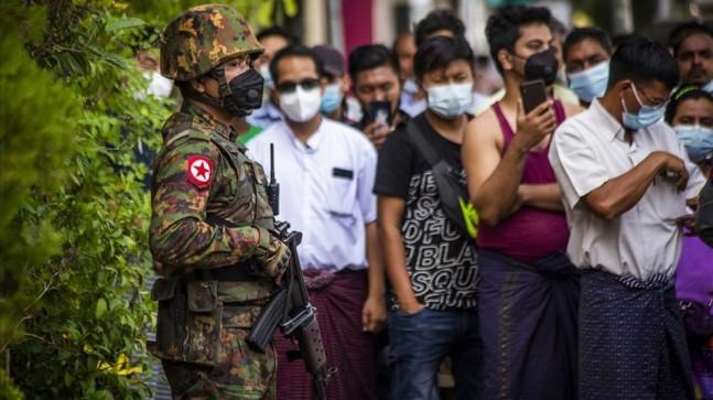 Japonya, Myanmar'a kalkınma yardımlarını durdurabilir