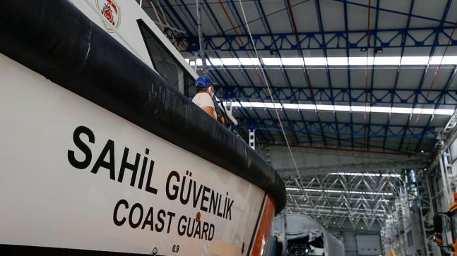 Yerli bot 'mavi vatan'ın koruyucu kartalları için göreve hazır