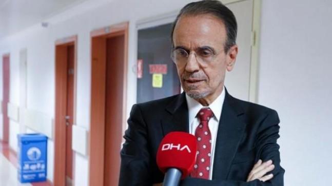 Prof. Dr. Mehmet Ceyhan: Vakaları düşürmenin tek yolu devletin kısıtlama uygulaması ve halkın maske, mesafe önlemlerine uyması