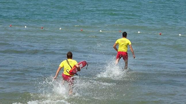 Şile'de pazar günü boyunca denize girmek yasaklandı